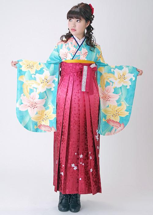 二尺袖袴3