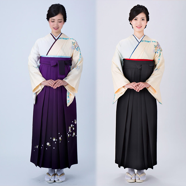 袴の組合せ例2